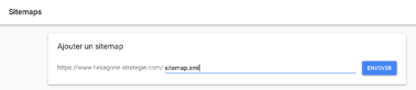 Google Search Console indexation URL sitemap 2-1