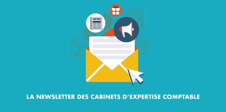 Newsletter des cabinets expertise comptable